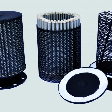 Air Intake Filters For Compressors